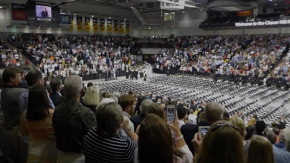 Clover Hill High School Graduation Class of 2016